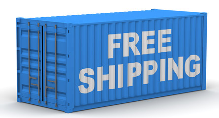 Free Shipping on all products!