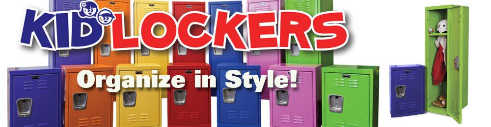 Kid & Teen Lockers