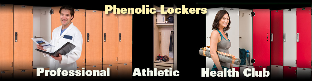 VERSAMAX PHENOLIC LOCKERS