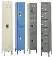 Readybuilt Lockers
