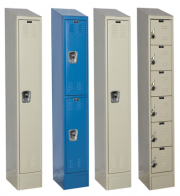 Readybuilt 2 lockers