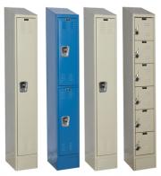 Readybuilt 2 lockers