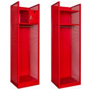 Turnout Firefighter Lockers